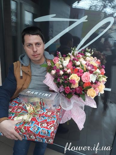 замовити квіти франківськ