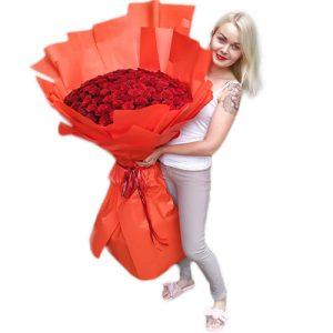 товар 101 метрова троянда